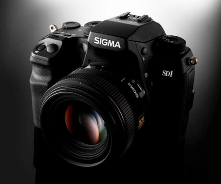 Sigma SD1: The 46 megapixel DSLR