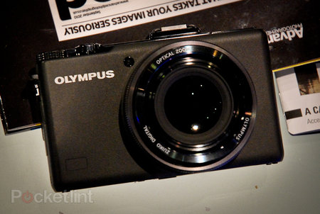 Olympus Zuiko camera concept hands-on