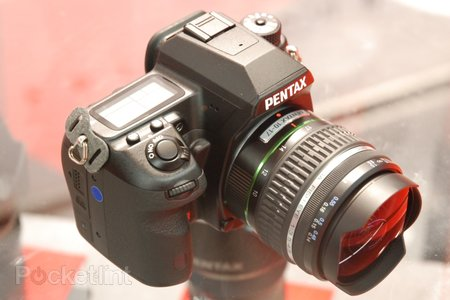 Pentax K-5 hands on