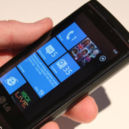 Windows Phone 7: Launch event 11 October