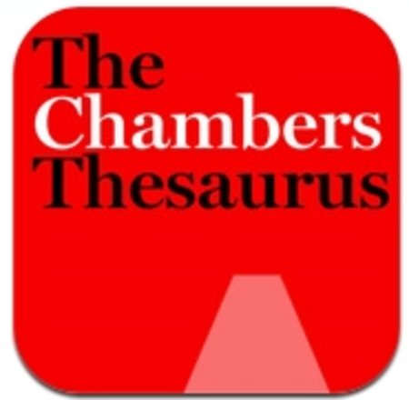 APP OF THE DAY - Chambers Thesaurus
