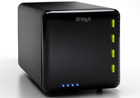 Win a Drobo 4 storage device