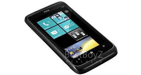 HTC Mondrian: More pics leaked of WP7 touting handset