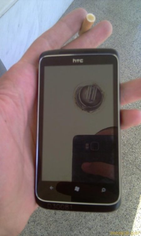 HTC Spark: leaked photos show up