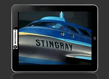 Motorola Stingray: Verizon tablet gets detailed