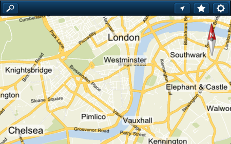 APP OF THE DAY: ForeverMap Europe (iPhone)