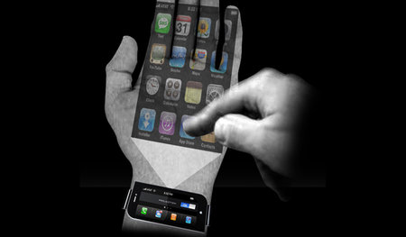 Next gen iPhone concept is rather handy