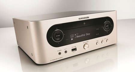 Marantz flies in the world's first Apple AirPlay system