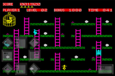 APP OF THE DAY - ZX Spectrum: Elite Collection Vol. 1 (iPhone / iPod touch)