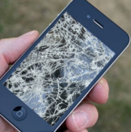 iPhone 4 82 per cent more breakable than the 3GS