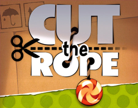 APP OF THE DAY - Cut the Rope (iPhone)