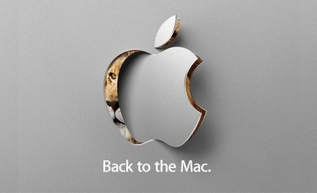 Apple: Mac OS X 10.7 Lion coming 20 October?