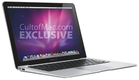 Next-gen MacBook Air: Thinner, lighter, bigger battery