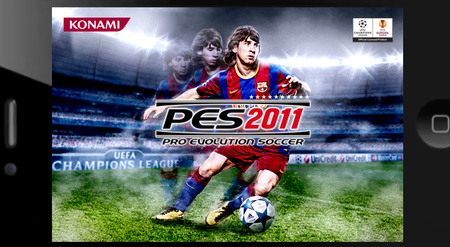 APP OF THE DAY: PES 2011 - Pro Evolution Soccer (iPhone)