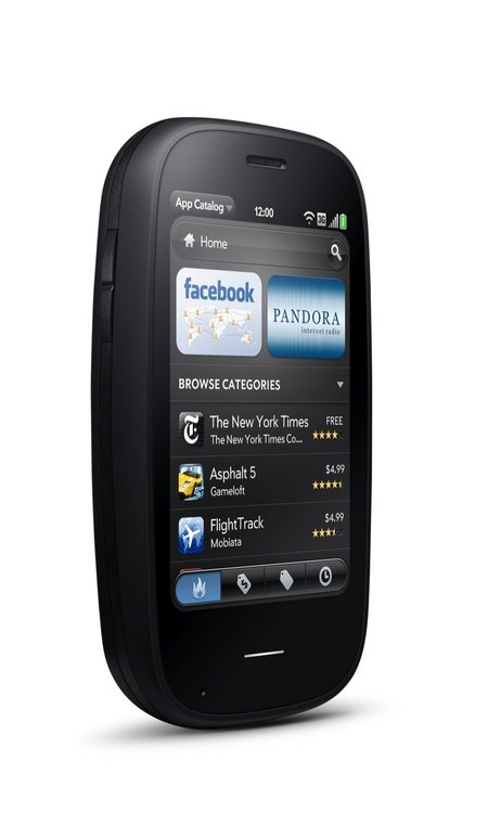 HP goes official with Palm Pre 2 and webOS 2.0 - photo 5