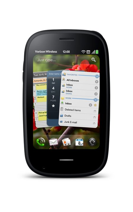 HP goes official with Palm Pre 2 and webOS 2.0 - photo 6