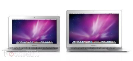MacBook Air: New versions now official and on sale