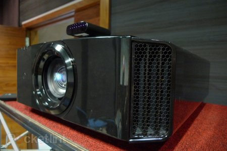 JVC lines-up three 3D projectors