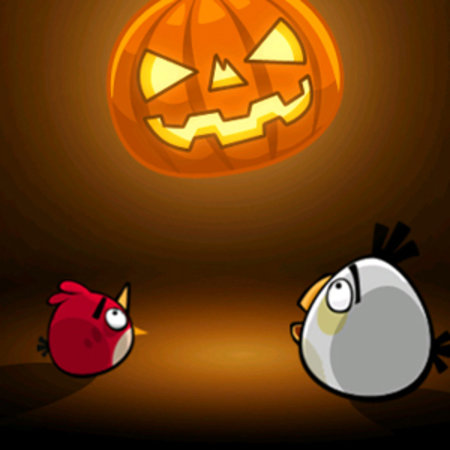 Angry Birds Halloween hits iPad, iPhone and iPod touch