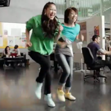 "VIDEO: Kinect's first ""official"" TV ad"