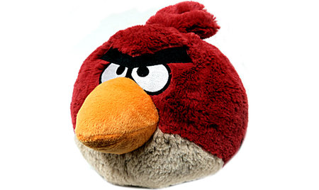 PICS: Angry Birds plush toys in all their glory
