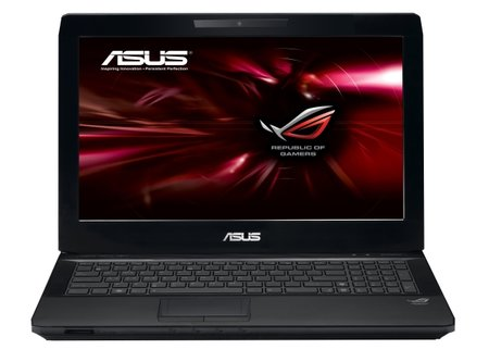 Asus assembles Republic of Gamers with G53 3D notebook