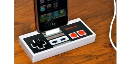 Retro gaming iPhone dock: Charge your inner geek