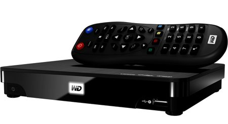WD TV Live Hub: Live entertainment from Western Digital