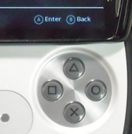 It's PSP Go for the Sony PlayStation phone