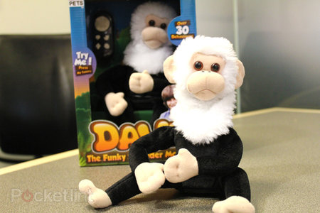Dave the Funky Monkey - Top kidult toy for Christmas?