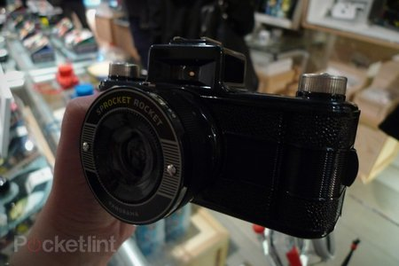 Lomography Sprocket Rocket camera hands-on