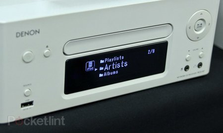 Denon CEOL Mini hi-fi: AirPlay ready, we go ears on