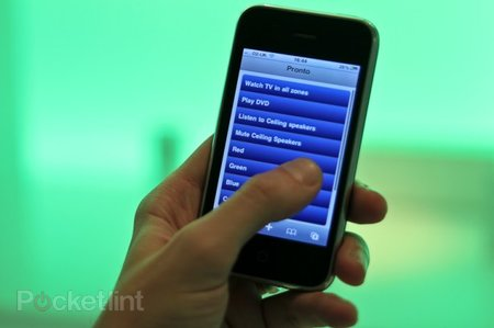 The iPhone app that controls your house