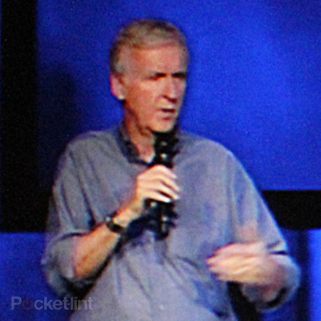 "James Cameron: Glasses-free 3D TV in ""eight to ten years"""