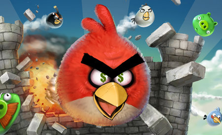 (Not so) Angry Birds passes 10 million iPhone downloads