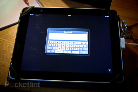 Facebook: iPad not a mobile device