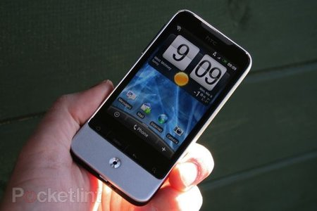 HTC Legend Froyo update within weeks