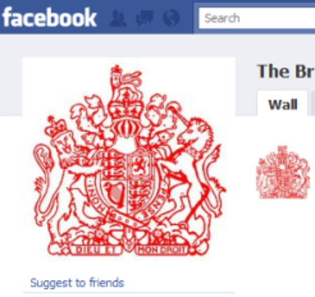 Poke the Queen: The British Monarchy joins Facebook