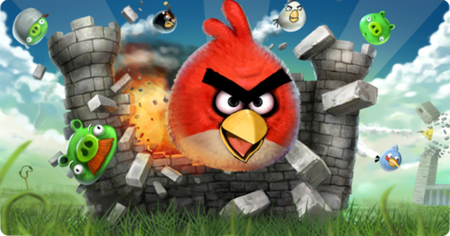 Angry Birds on Android: Big update comes crashing in