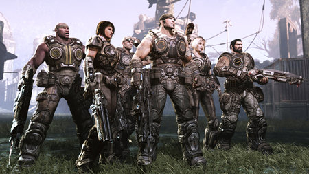 Gears of War coming to Microsoft Kinect