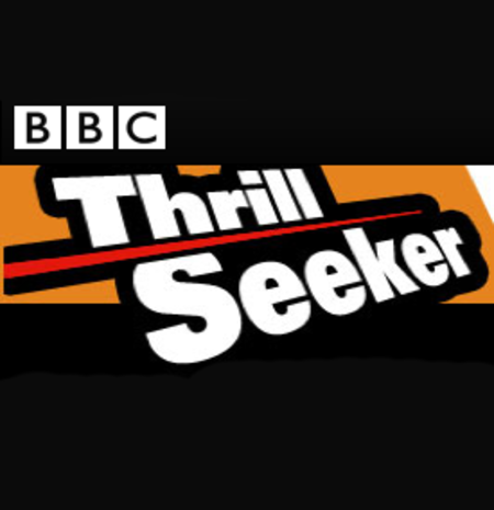 WEBSITE OF THE DAY - BBC Thrillseeker