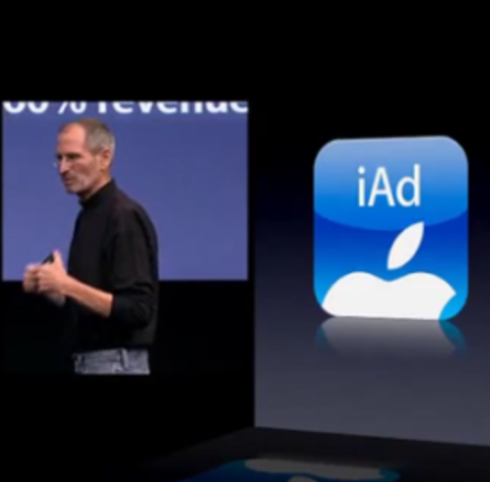 Apple iAd makes its way to the UK