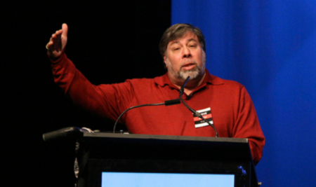 "Steve Wozniak: ""Android phones have more features"""