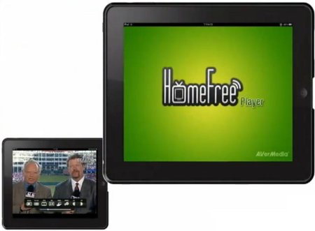 Watch Freeview TV on an iPad or two - care of AverMedia HomeFree Duet and app - photo 2