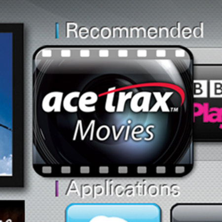 Samsung Internet@TV AceTrax app hands-on