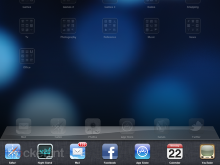 iOS 4.2 for iPad hands-on review - photo 4