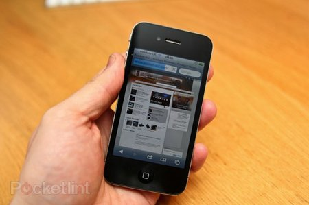 Apple turns mobile Safari browsing upside down