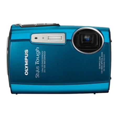 Win an Olympus Mju Tough 3000 with Pocket-lint