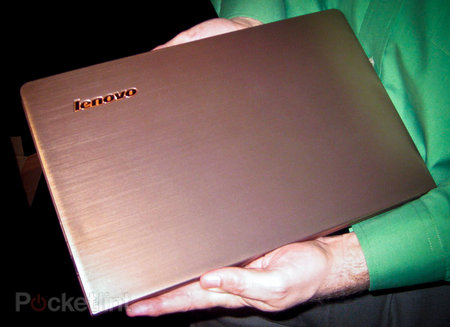 Lenovo IdeaPad U260 hands on
