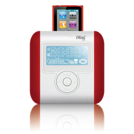 Ozaki iMini Cute2: iPod docks to match your mood
